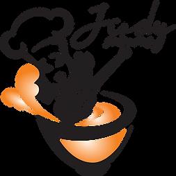 001 Logo Judy Sabores - Fundo transparen