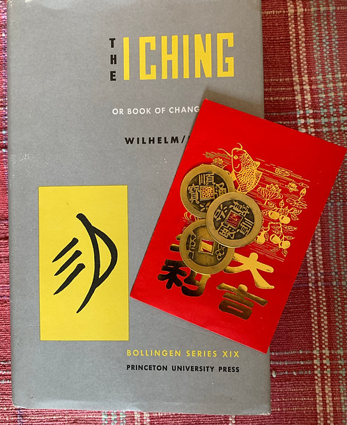 I Ching of a Thousand Doors/with Translation and Coins