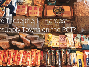 Are These the 11 Hardest Resupply Towns on the PCT?