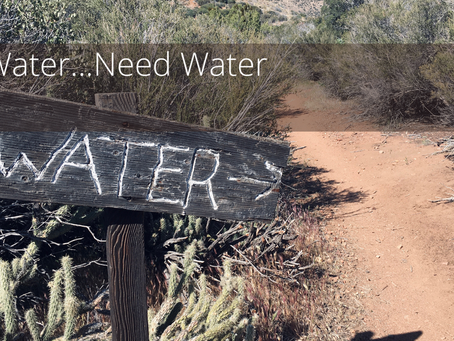 Water...Need Water