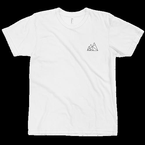 Mountain Logo White Tee