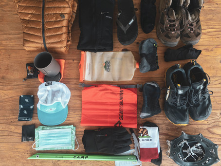 2021 PCT Ultra-Awesome Gear List