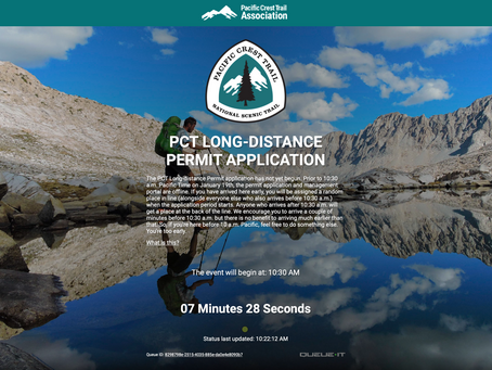 PCT Permit Approved