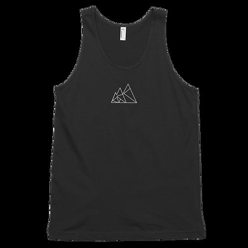 Mountain Logo Black Tank