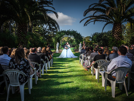 Vik & Sara's Kiwi Wedding in New Zealand