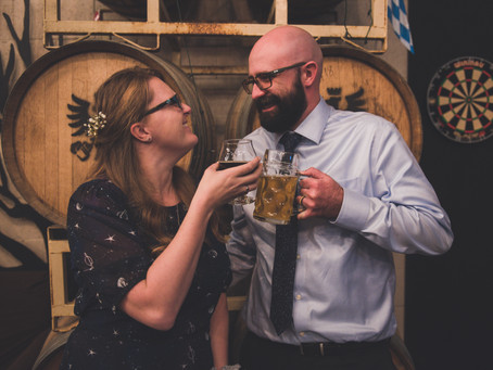 Whitney & Marcus Have a Cosmic Elopement in Ft. Collins, CO