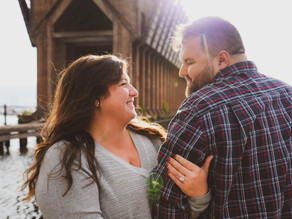 Bre & Randy Get Engaged in Marquette, MI