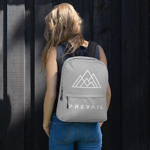Backpack (Gray/White)