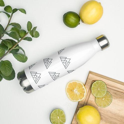 Prevail Water Bottle (Tiled Gray)