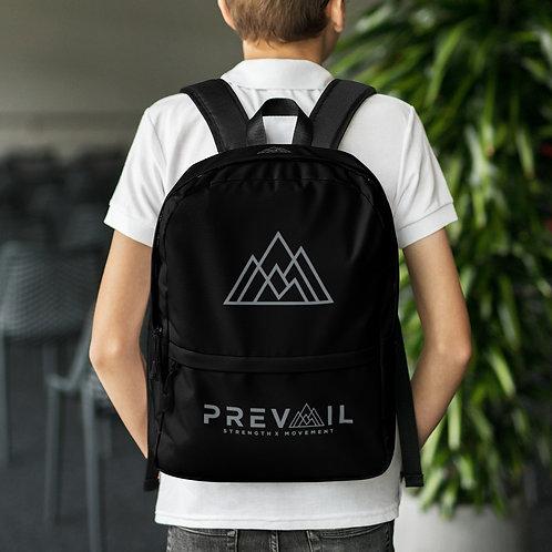 Backpack (Black/Gray)