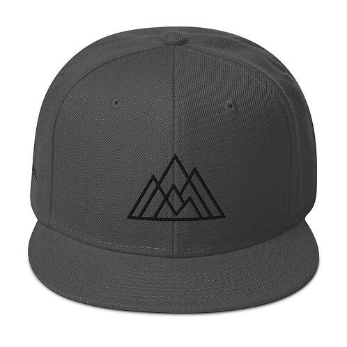 Prevail Snapback (Black Logo)