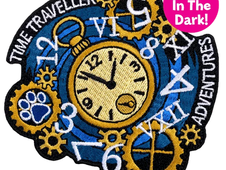 Time Travel badge