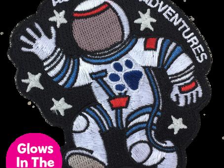 paw print badges