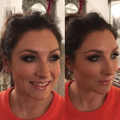 If anyone can pull off a smokey eye it's this beaut _carlysucheneksuchecka _After a tough week with poorly little un's Carly wanted to look_