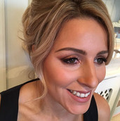 Tonight's glam makeover on the beautiful Sophie...jpg