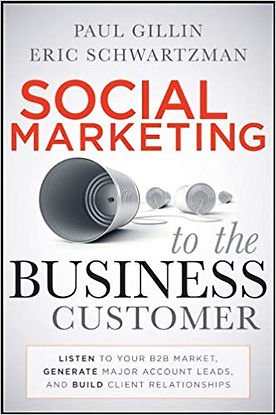 social marketing to the business custome