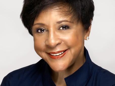 """Sheila C. Johnson: """"An American Ri$k Taker"""""""