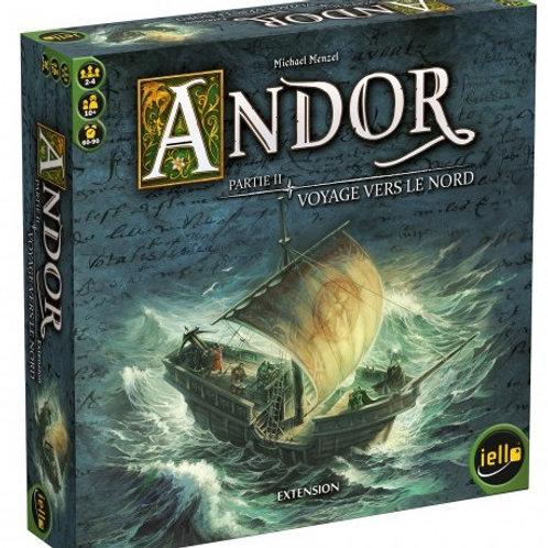 Andor - partie 2 - Voyage vers le nord