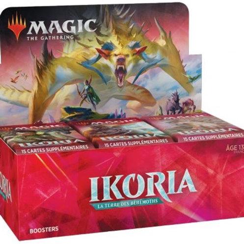 Magic - boite de boosters Ikoria en français