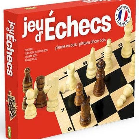 Jeu d'échecs classique 29cm