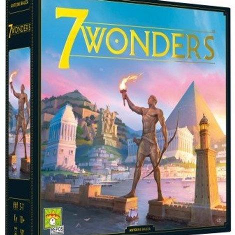 7 Wonders (nouvelle version)