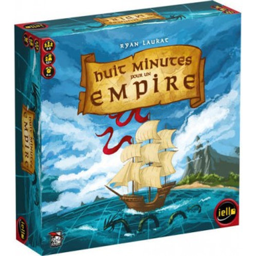 8 minutes pour un empire