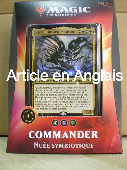 Commander 2020 - Nuée Symbiotique (ANGLAIS)