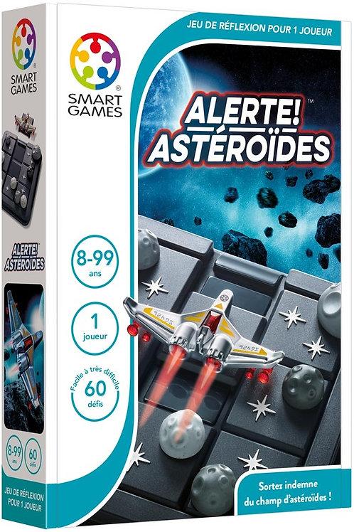Alerte! Asteroïdes