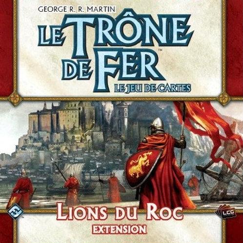 Le trône de Fer (1ère édition) - Lions du Roc