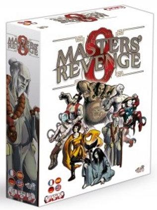 8 master's revenge