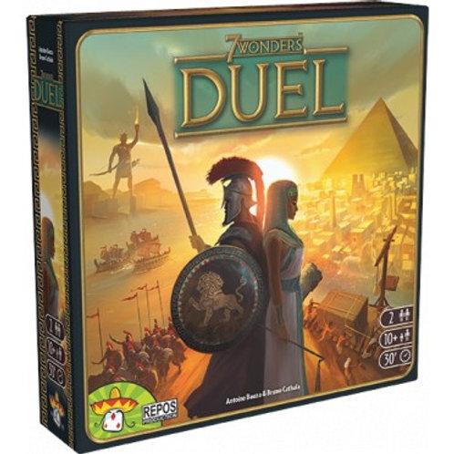 7 Wonders - le duel