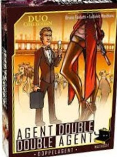 Agent double / double agent