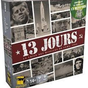 13 Jours, la guerre des missiles de Cuba