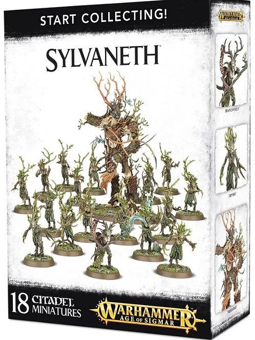 Warhammer AoS - Start collecting Sylvaneth