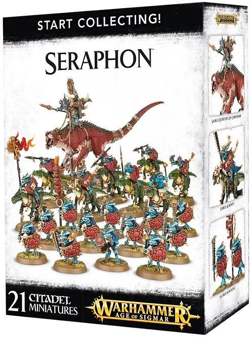 Warhammer AoS - Start collecting Seraphon