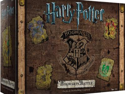 Harry Potter - Hogward's battle
