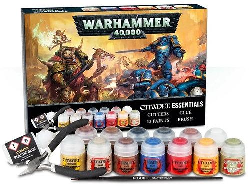 Warhammer 40.000 - Citadel essentials