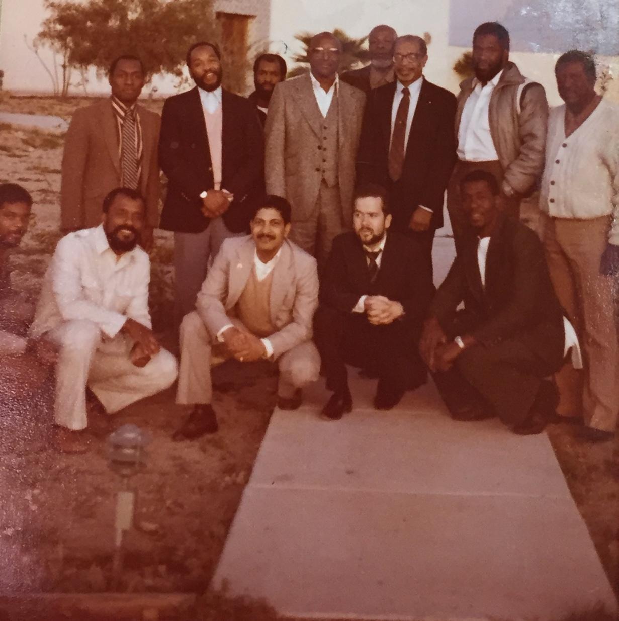 Regional Imams