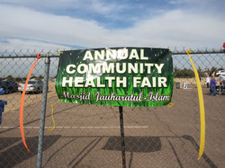 2nd Annual Health Fair 2019