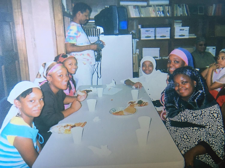 Ramadan Potluck 2008