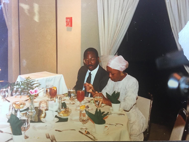 Surpise Dinner for Imam