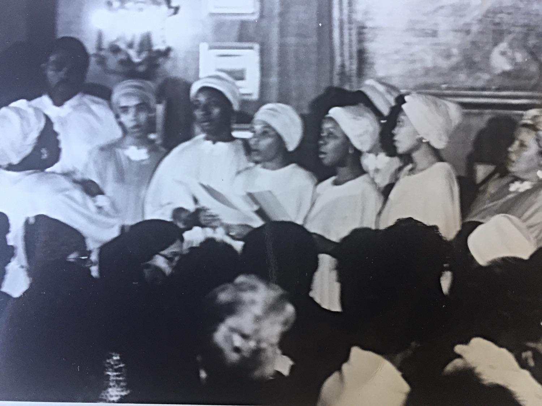 Islamic Ensemble Singing