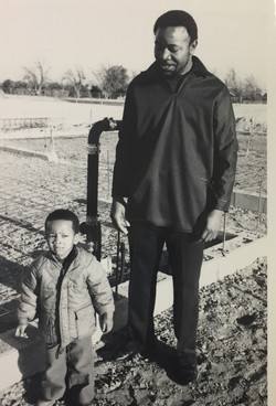 Imam Malik and son