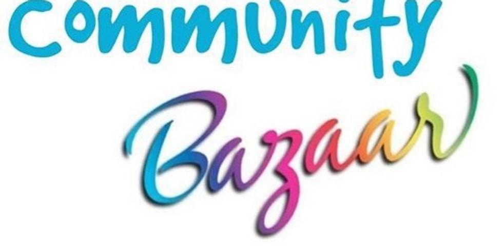 Community Bazaar !!!