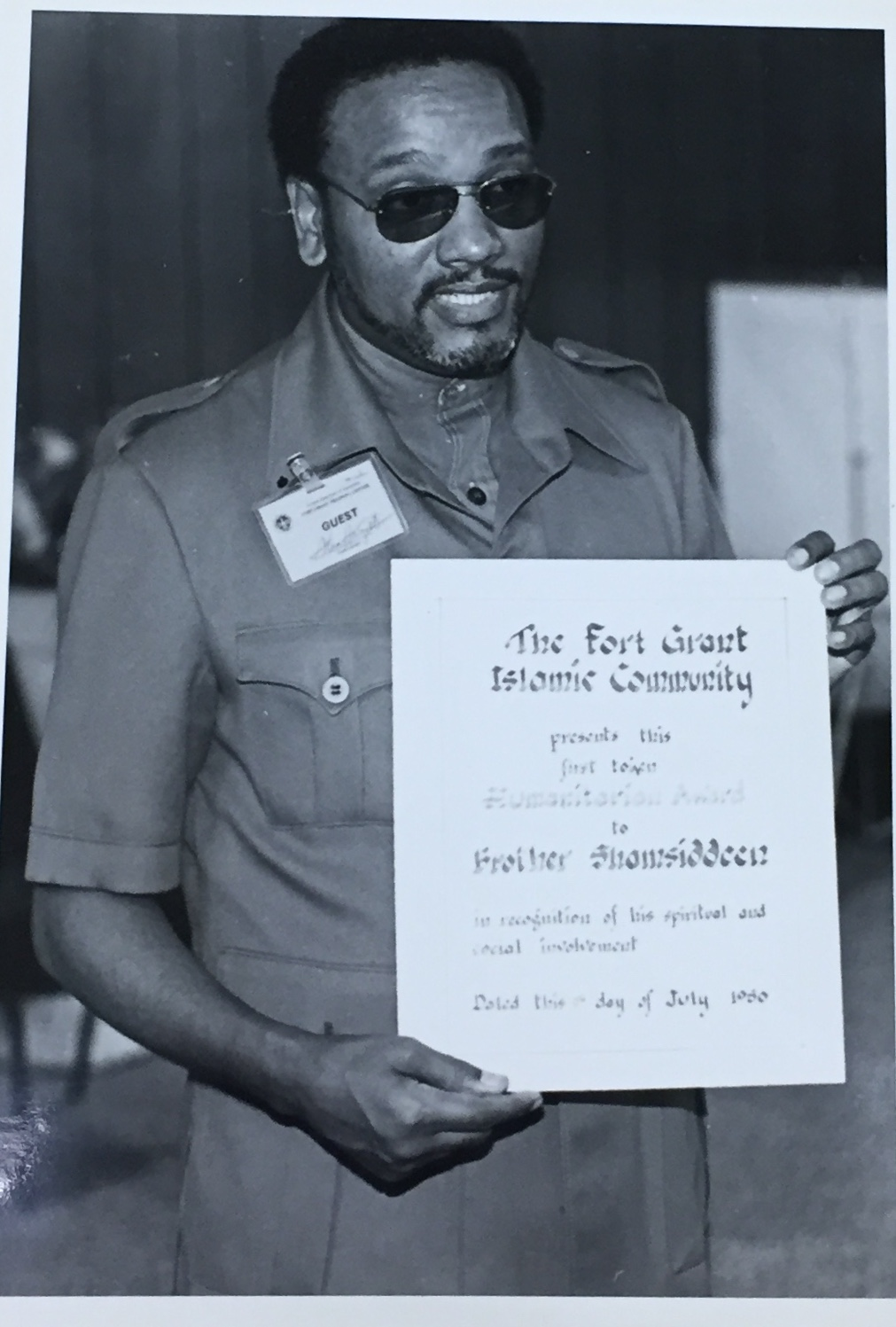 1980 Humanitarian Award