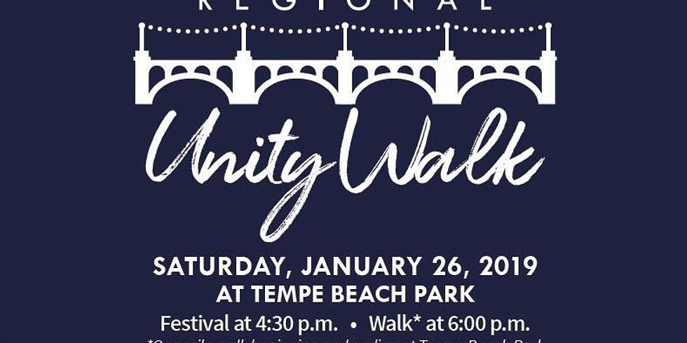 Regional Unity Walk