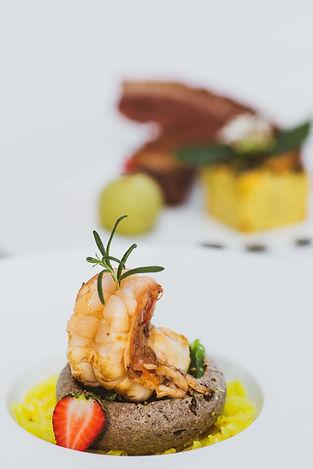 crevette, traiteur, buffet, evenement, brochette
