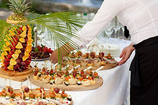 Event service cocktail