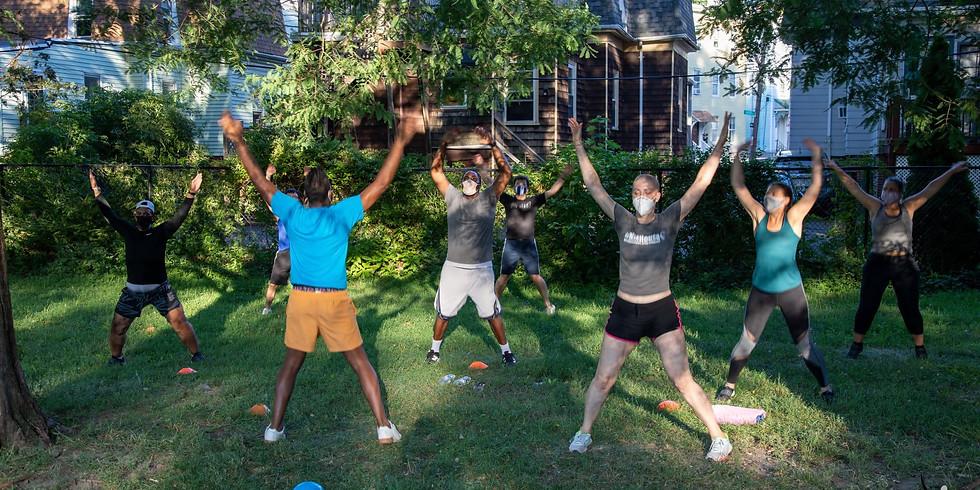 Outdoor Workshop: Full Body Fitness & Flexibility Training