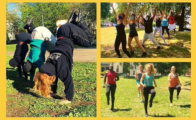 Special Outdoor Workshop: Full Body Fitness & Flexibility Training